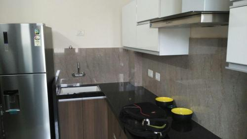 flamingo modular kitchen in jaipur